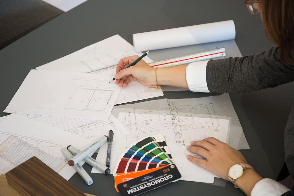 Schreinerei krotter lupburg m bel bau for Innenarchitektur anforderungen